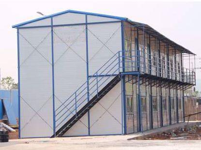 坡顶型标准活动板房