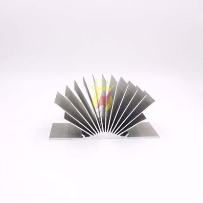 图片 光伏铝合金散热器型材