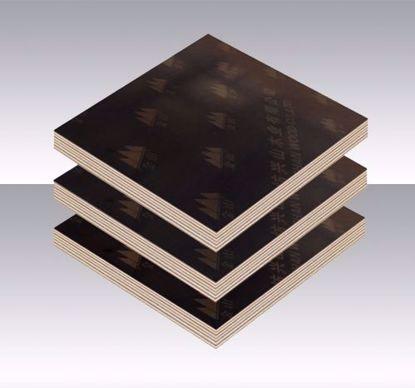 国产棕膜清水模板